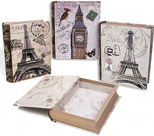 Caja Libro: Amazon.es: Hogar