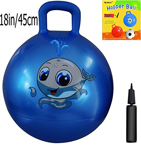 AppleRound Space Hopper Ball Diameter