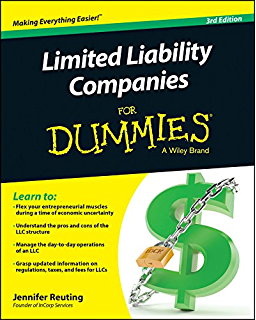 Amazon starting a business all in one for dummies ebook limited liability companies for dummies fandeluxe PDF