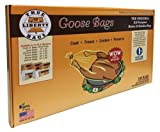 True Liberty Bags - Goose 100 Pack - all Purpose Home and Garden Bags