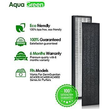Amazon Com Germguardian Flt4825 Filter B Compatible Hepa