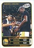 2017-18 Panini NBA Stickers #420 Game 5 Basketball
