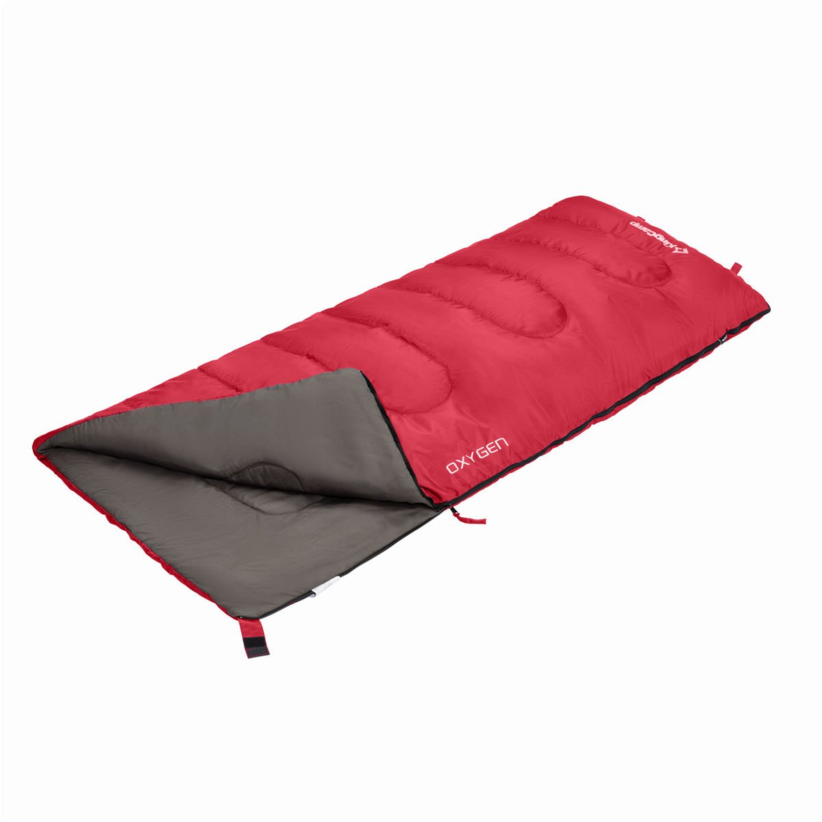 Oxygen 12 C / 53 F Lightweight Sleeping Bag Camping Backpacking 7429''