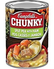 Campbell's Chunky Split Pea And Ham Soup, 540 mL