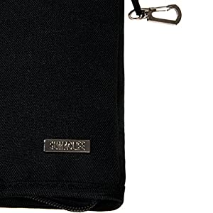 SumacLife Diabetic Organizer Carrying Case Kit (Black)