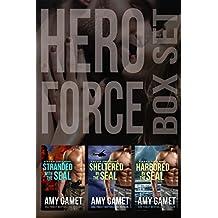 HERO Force Box Set: Books One - Three