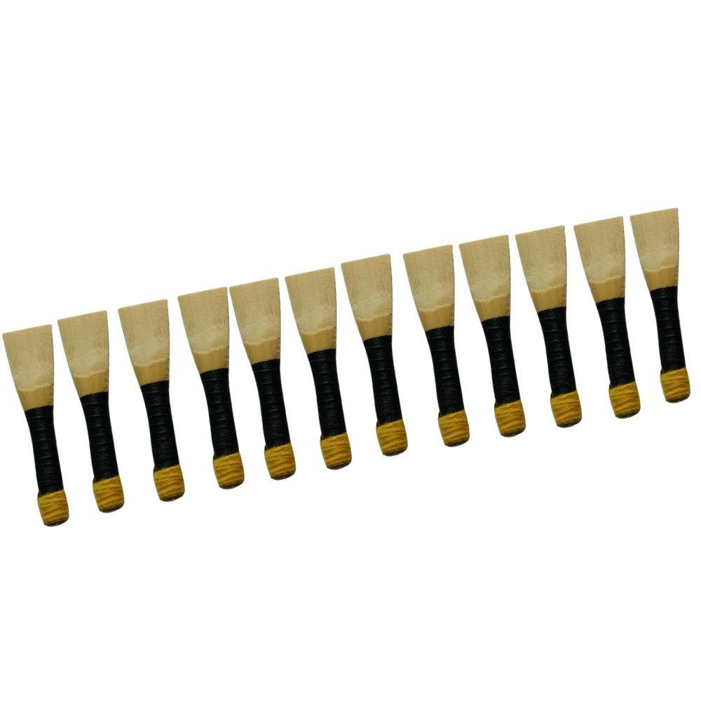 Scottish Bagpipe Cane Reeds 12 Pcs/Great Highland Bagpipes Cane Reed/Dudelsack Schilf, Gaita, Cornemuses Highland Kilt