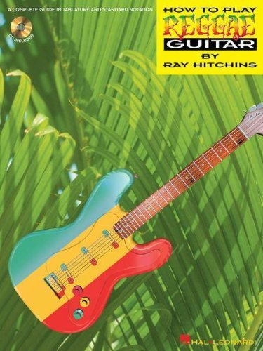 How To Play Reggae Guitar (CD Pak) by Hitchins, Ray (1994) Paperback
