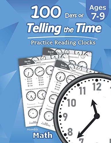 Humble Math – 100 Days of Telling the Time