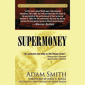 Supermoney Audiobook