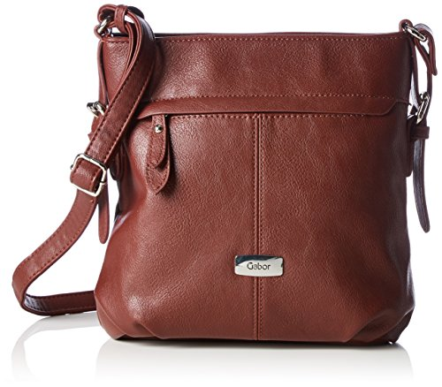 Gabor Bag Cross Rot 48 Wine body Red Lisa Women's 7xqwva7