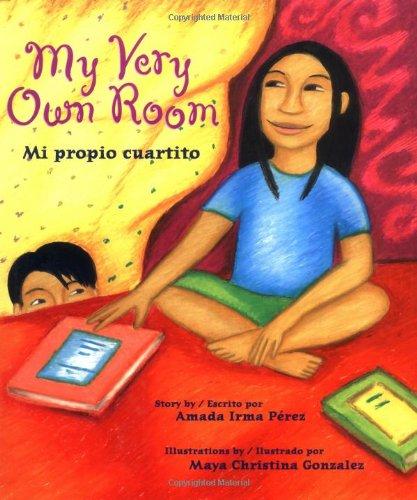 Read Online My Very Own Room/Mi propio cuartito PDF
