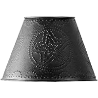 Black Star Punched Tin 12 Lamp Shade by Park Designs