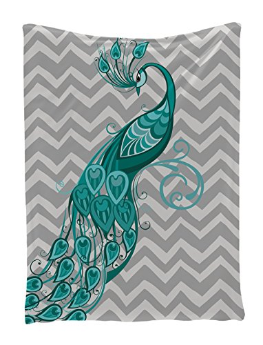 Accessories Tapestry Decorations Wildlife Turquoise
