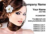 Hair Beauty Spa Or Nail Salon Personalized Business Cards
