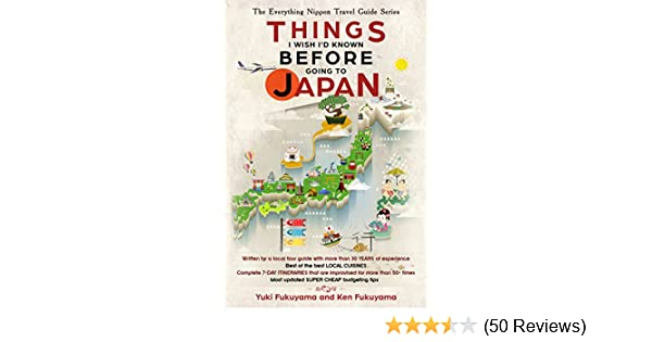 Japan Travel Guide: Things I Wish I\'D Known Before Going To Japan ...