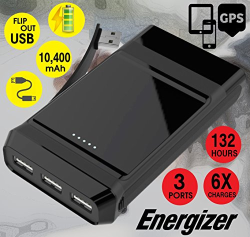Energizer Portable Battery Charger - 2