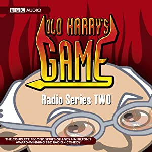 Old Harry's Game Audiobook