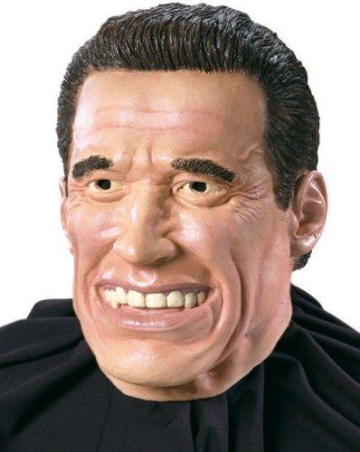 Rubie's Famous Face Governator Mask, Multi, One Size]()