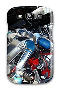 Galaxy S3 Case Cover Hot Rod Case - Eco-friendly Packaging