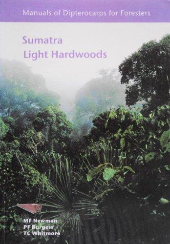 Sumatra Light Hardwoods: Anisoptera, Parashorea, Shorea (Red, White and Yellow Meranti) (Manuals of Dipterocarps for Foresters)