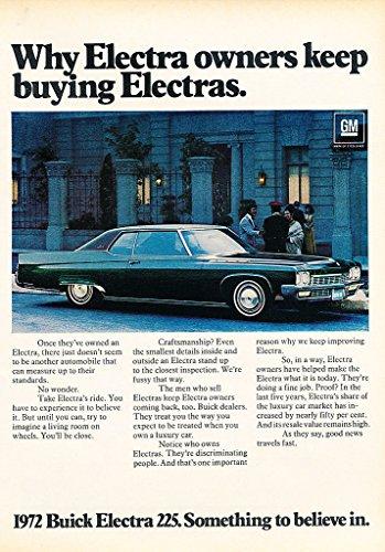 (1972 BUICK ELECTRA LIMITED 2-DOOR HARDTOP
