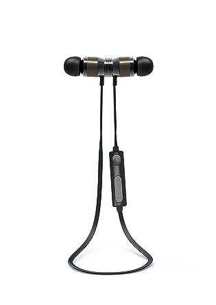 onta® kimmar auriculares Bluetooth V4.1 inalámbrico, magnético deporte a prueba de sudor