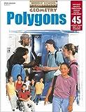 Middle School Geometry, Steck-Vaughn Staff, 0739829319
