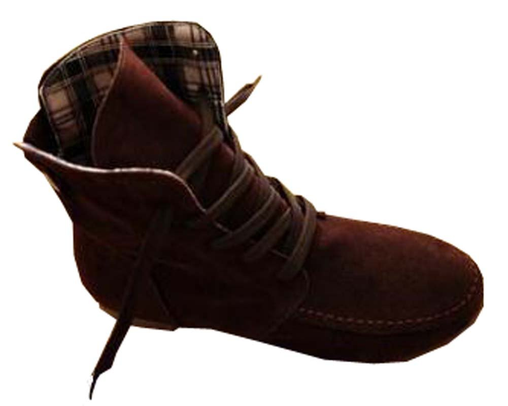 hiver bottes femmes chaussures bottes bottes plates Martin bottes 19920 chaussures étudiants Marron 52d90c8 - epictionpvp.space