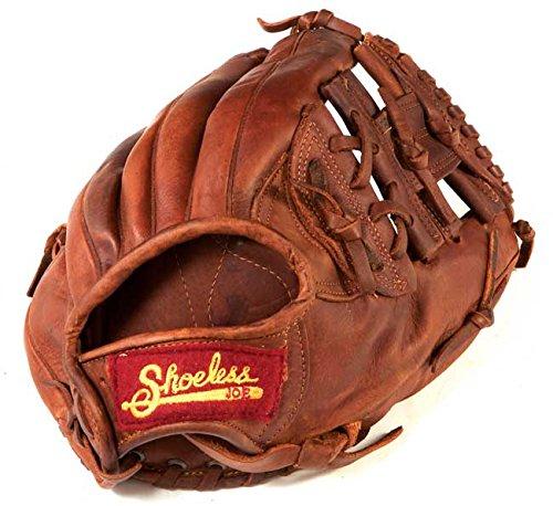 超大特価 ジョージャクソン100 Web %レザー野球グローブI Web B07BD5PFWX 11.5