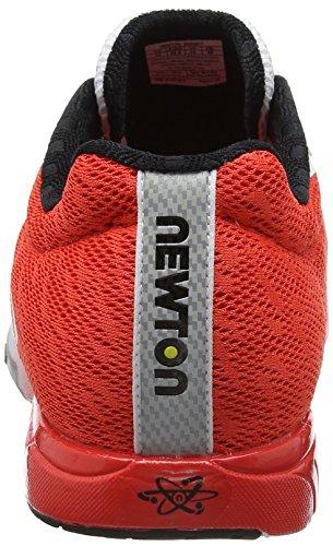 Newton Running Mens Distance VI Red/White Athletic Shoe YGswJ9ZAq