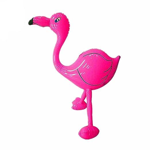 MAJGLGE Inflable Flamingo Verano Natación Playa Fiesta Flotador de ...