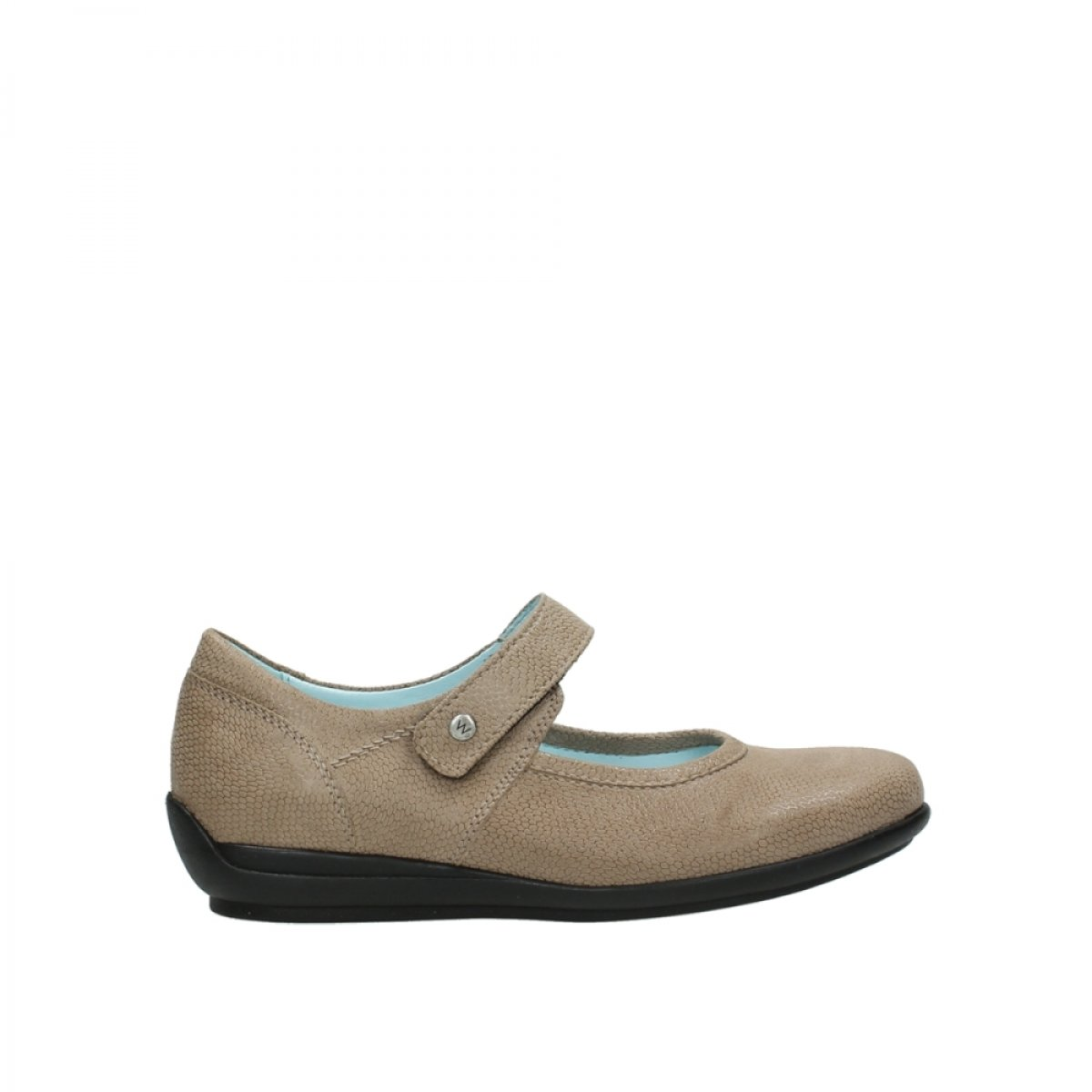 Wolky, Sneaker donna20150 Taupe Leather