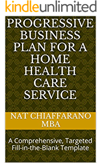 Home care agency business plan
