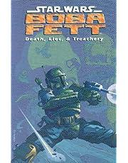 Star Wars: Boba Fett - Death, Lies, & Treachery