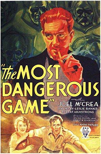 Amazon.com: La mayoría de juego peligroso Cartel Película ...