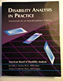 Disability Analysis in Practice, Kenneth N Anchor, 078722135X