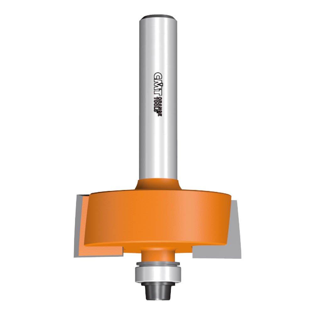 CMT Orange Tools 935.350.11 - Fresa para rebajes con rodam. hm s 8 d 34.9x12.7