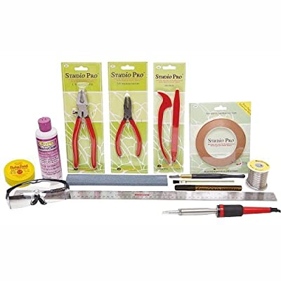 Deluxe Stained Glass Tool Kit