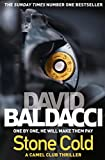 Front cover for the book Stone Cold by David Baldacci