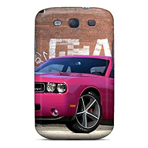Samsung Galaxy S3 EVw14781oLin Provide Private Custom Fashion Dodge Challenger Pattern Shockproof Hard Phone Cover -LauraAdamicska