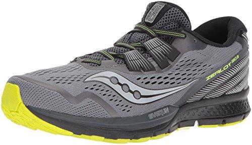 Saucony Men's Zealot Iso 3 Running Shoe