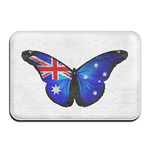 Wecye Entry Way Door Mat Rug With Non Slip Backing Australia