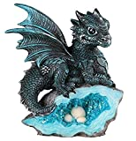 StealStreet SS-G-71581, Blue Medieval Baby Dragon