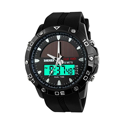 Bounabay Military Silicone Sports Waterproof