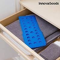 InnovaGoods Doblador de Ropa Infantil, PP, Azul, 40x16x1