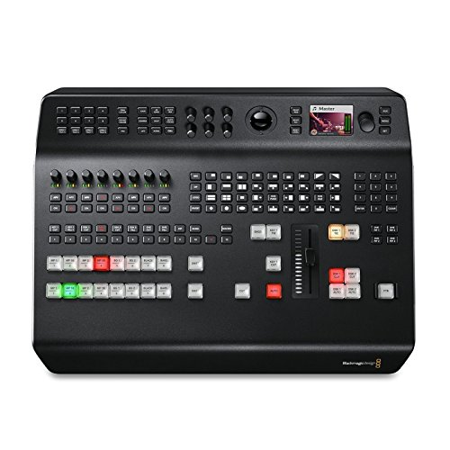 Blackmagic Design ATEM Television Studio Pro HD - Live Production Switcher