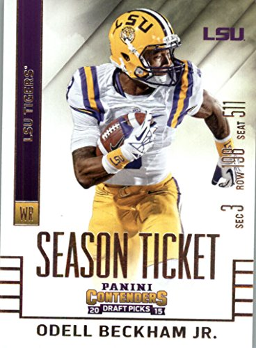 Contenders Draft Picks Football Card product image