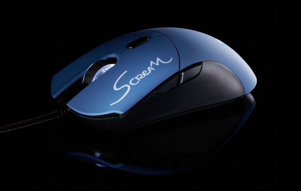 Finalmouse Scream One
