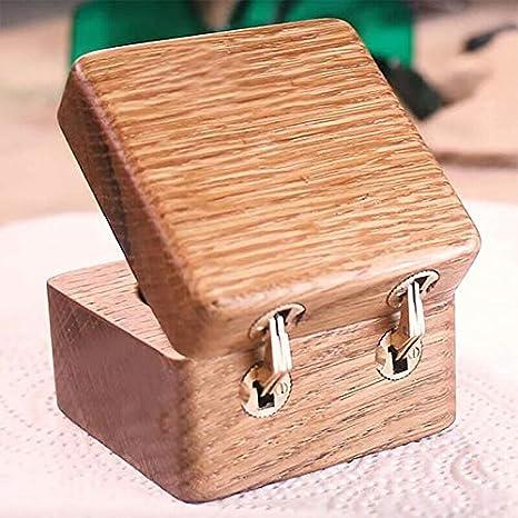 Bisagra invisible de lat/ón BE-TOOL bisagra oculta de cobre puro para joyas 4 unidades//paquete dorado encimeras de trabajo caja de regalo